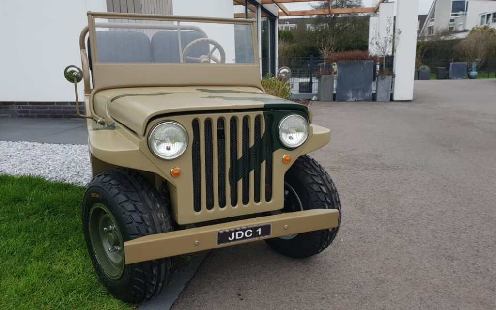 Jeep Junior Offroad