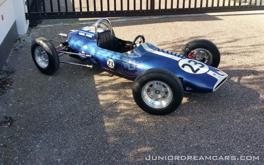 Lotus F1 Powered by Ford Type 49