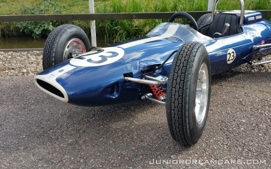 F1 Powered by Ford Type 49