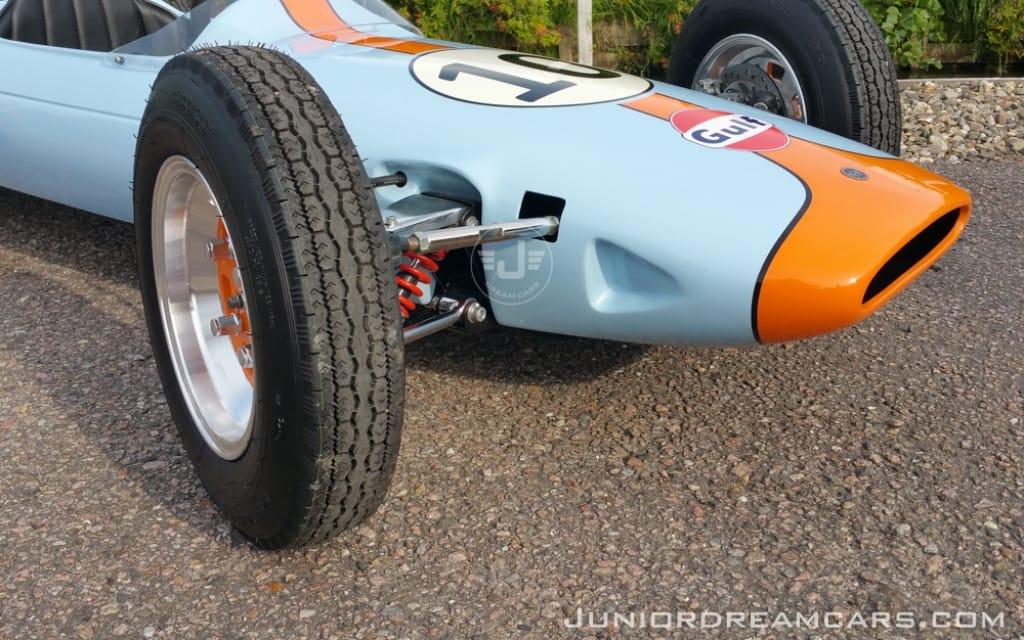 Lotus F1 Gulf type 49