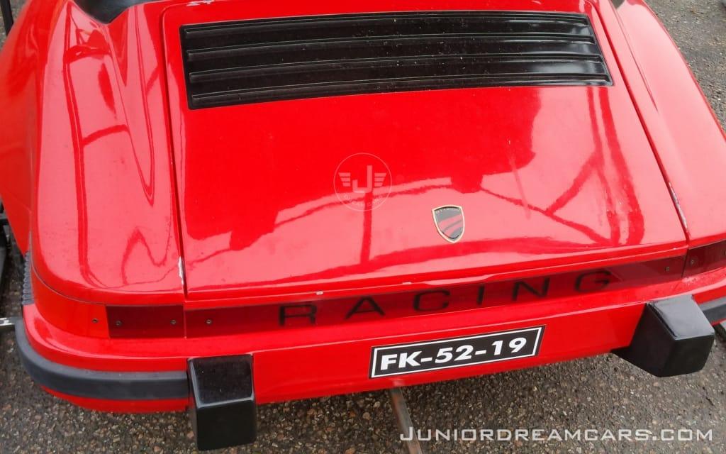 Porsche 911 Racing Rood