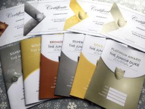 Junior Duke Booklets