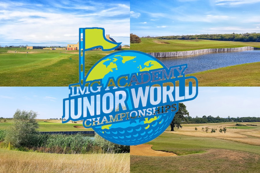 Entry for the IMG Junior World Championships Qualifier -  Age 13-18