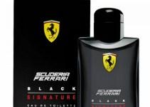 FERRARI BLACK SIGNATURE – Ferrari – Perfumes Importados