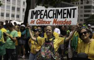 #impeachment gilmar mendes