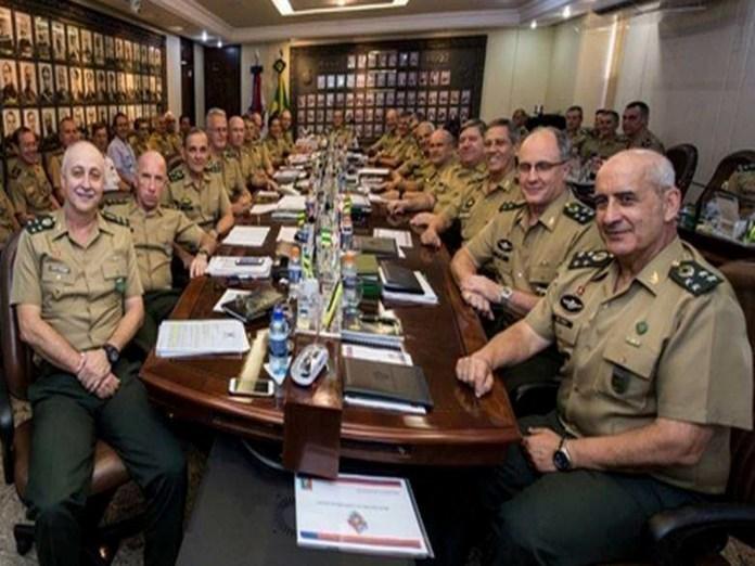 Alto Comando do Exército