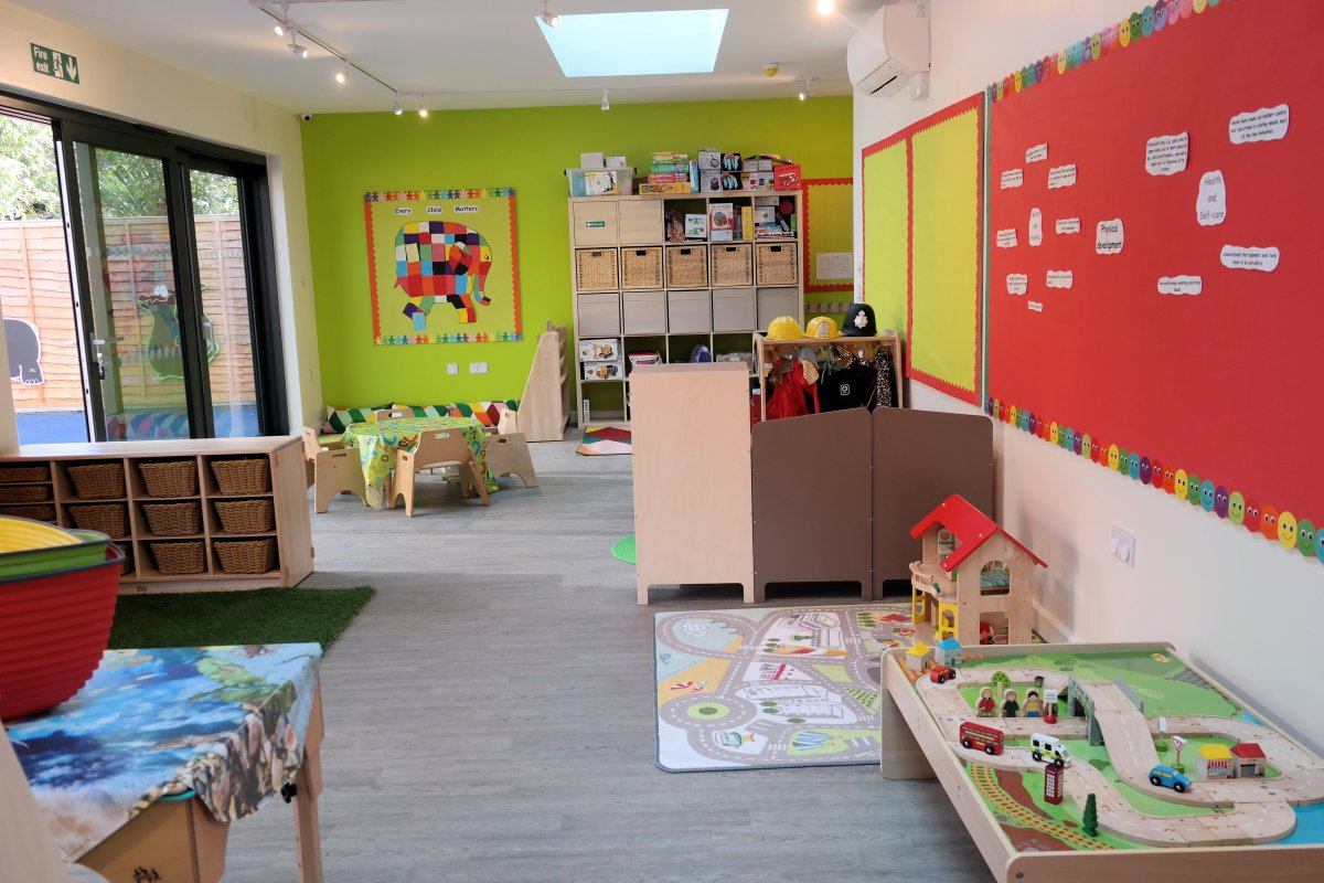 Upper Preschool Nursery Room Croydon