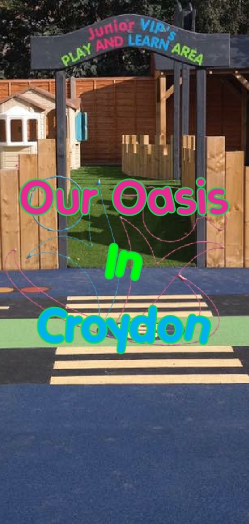 Croydon Nursery Garden Banner