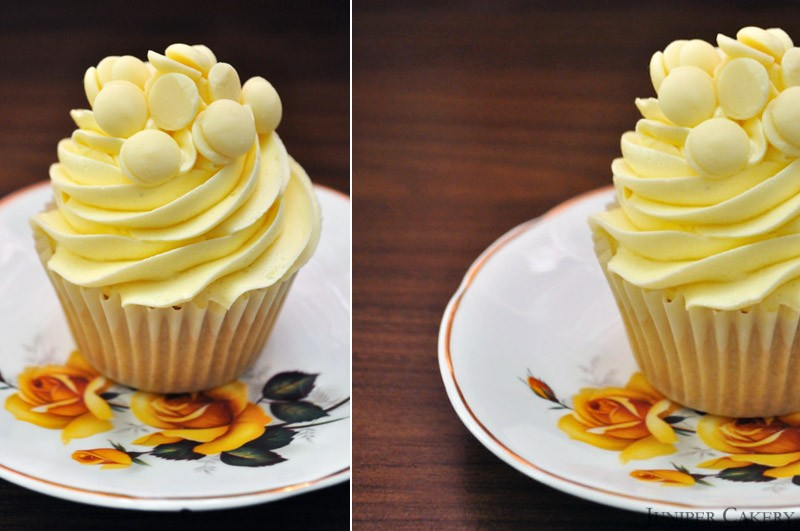 Recipe: Triple White Chocolate Cupcakes