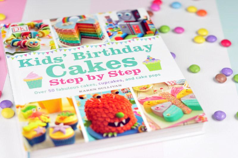 Enjoyable Step By Step Kids Birthday Cakes Book From Dk Books Funny Birthday Cards Online Alyptdamsfinfo