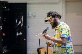YW Chris Ayala Reading