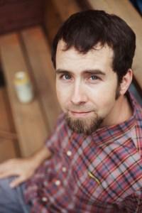 Author Photo, Jeff Parker