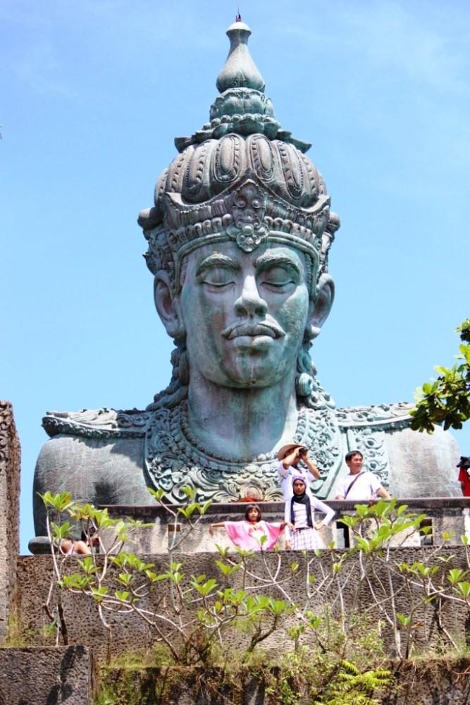 Bali Trip (Part II): Mengulik Taman Budaya Garuda Wisnu Kencana (GWK Cultural Park) Bali (1/6)