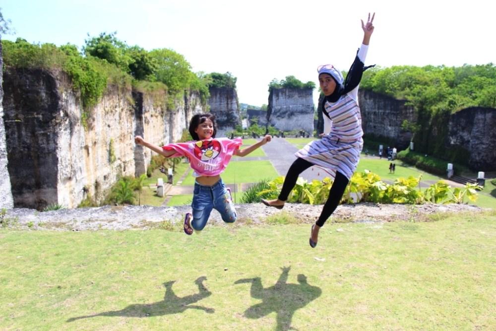 Bali Trip (Part II): Mengulik Taman Budaya Garuda Wisnu Kencana (GWK Cultural Park) Bali (3/6)