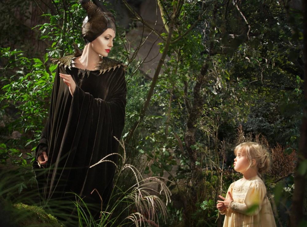 Film Maleficent: Peri yang Berubah Menjadi Sosok Penyihir (6/6)