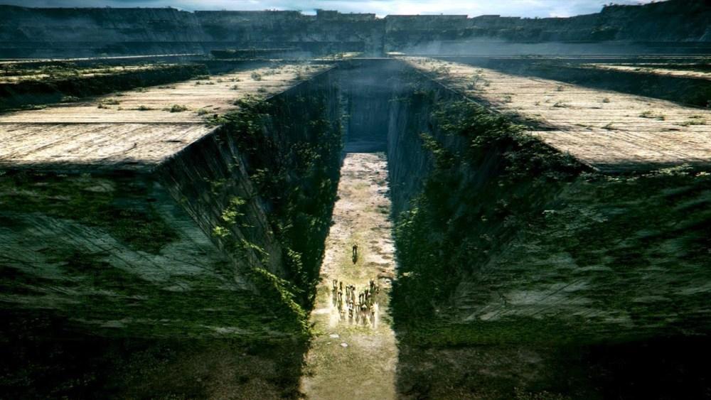Film The Maze Runner (2014): Labirin Raksasa yang Menyesatkan (3/6)