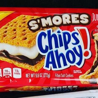 S'mores Chips Ahoy! Cookies