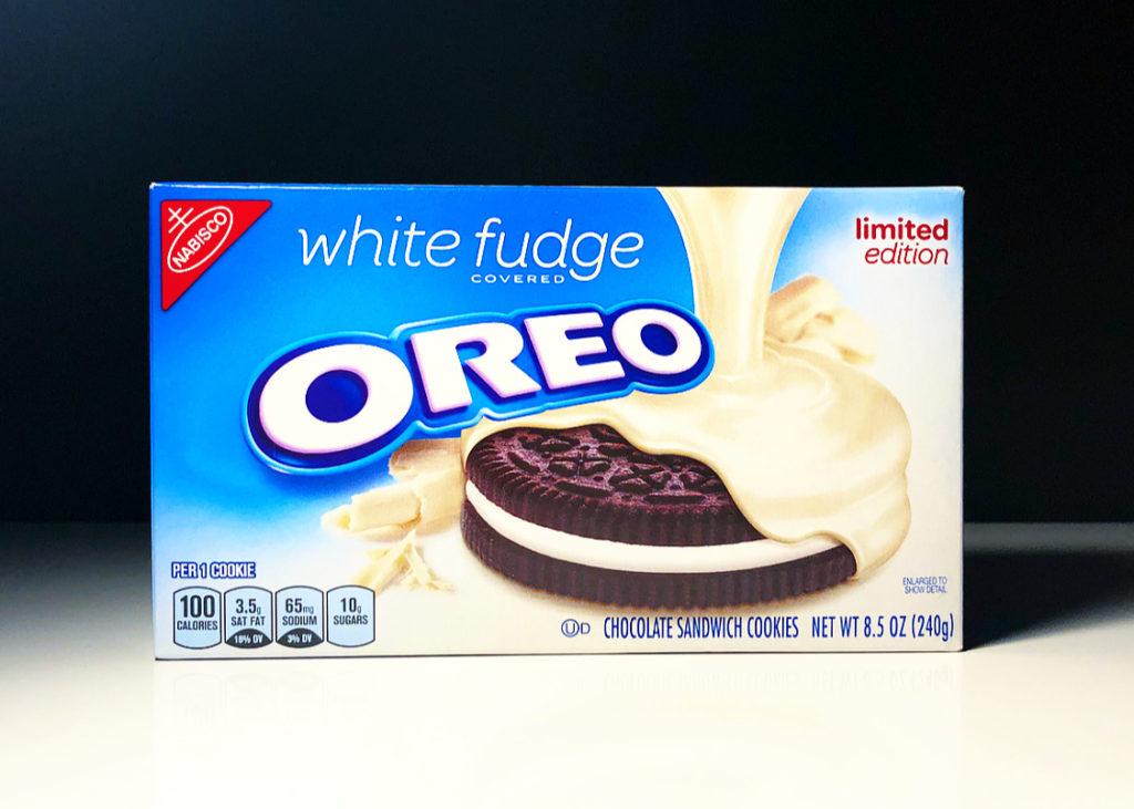 Review White Fudge Oreos Junk Banter