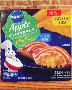 Pillsbury Apple Cinnamon Mini Pies