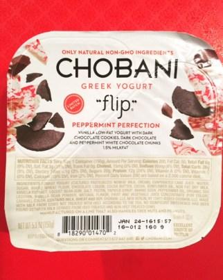 Chobani Peppermint Perfection