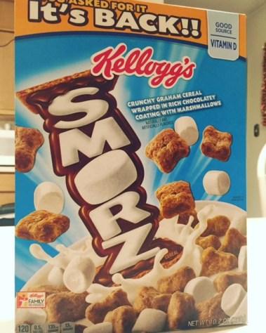 Kellogg's Smorz