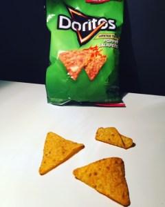 Poppin' Jalapeno Doritos