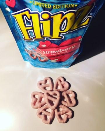 Strawberry Flipz