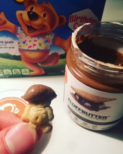 D's Naturals Creamy Chocolate S'mores Fluffbutter