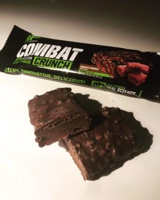 MusclePharm Combat Crunch Chocolate Brownie