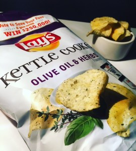 Lay's Olive Oil & Herb