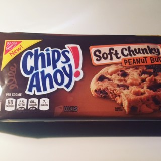 Chips Ahoy! Soft Chunky Peanut Butter Cookies