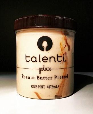 Talenti Peanut Butter Pretzel Gelato