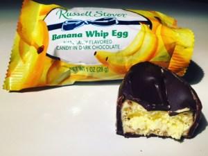 Russell Stover's Banana Whip Egg