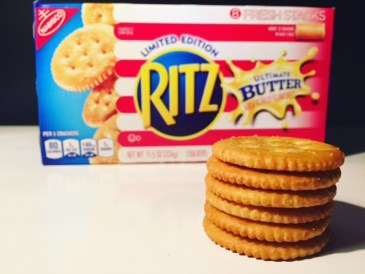 Ritz Ultimate Butter Crackers