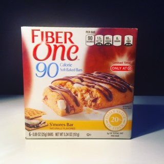 Fiber One 90 Calorie S'mores Bar