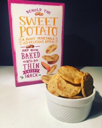 Nabisco Sweet Potato Good Thins