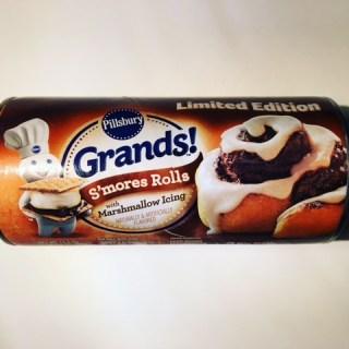 Pillsbury Grands! S'mores Rolls