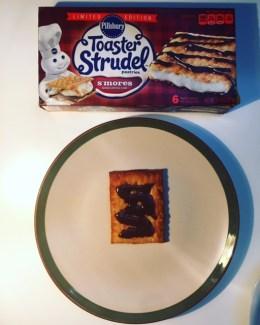 Review Battle Pillsbury S Mores Toaster Strudel Vs