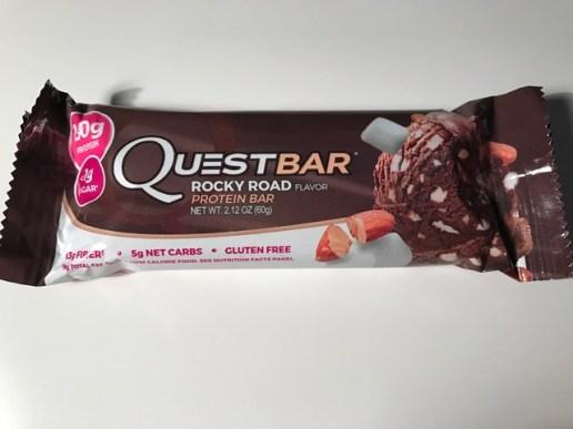 Rocky Road Quest Bar