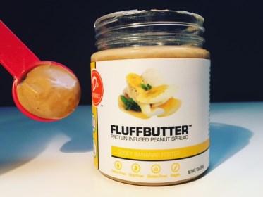 D's Naturals Gooey Bananas Foster Fluffbutter