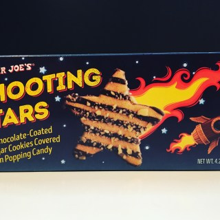 Trader Joe's Shootings Stars Cookies