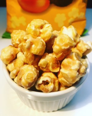Trader Joe's Mango Flavored Caramel Corn