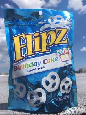 Birthday Cake Flipz