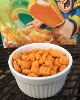 Cap'n Crunch's Orange Creampop Crunch