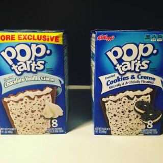 Kellogg's Frosted Chocolate Vanilla Creme Pop Tarts