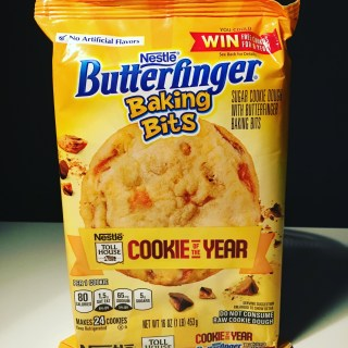 Nestle Toll House Cookie of the Year (Butterfinger Baking Bits)
