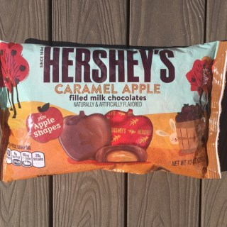 Hershey's Caramel Apple Filled Milk Chocolate