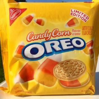Nabisco Candy Corn Oreos