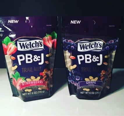Welch's PB&J Trail Mix