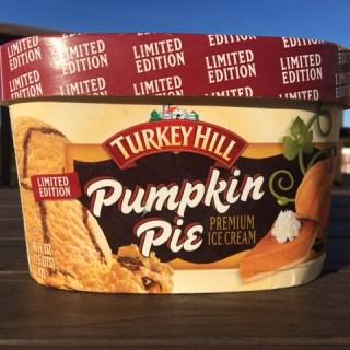 Turkey Hill Pumpkin Pie Ice Cream